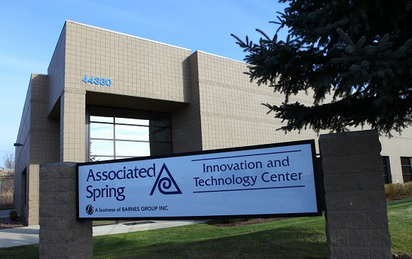 Associated Spring Announces Opening of New Innovation and Technology Center
