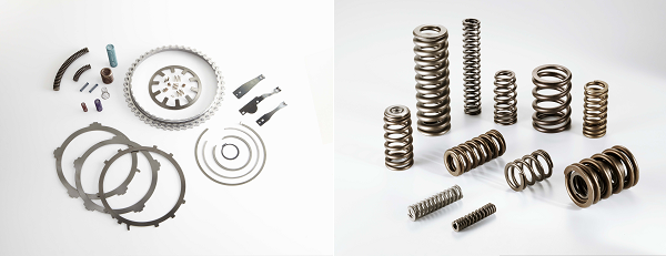Automotive Transmission Compression & Stamped Spring Solutions