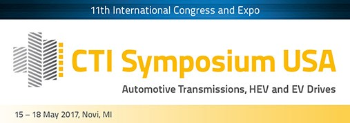 CTI Symposium – Novi, MI, May 17 – 18th, Booth #43