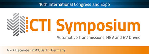 CTI Symposium – Berlin, Germany, Dec 5-7th. Booth #B16