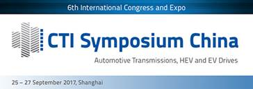 CTI Symposium – Shanghai, China, Sept 26-27th. Booth #4