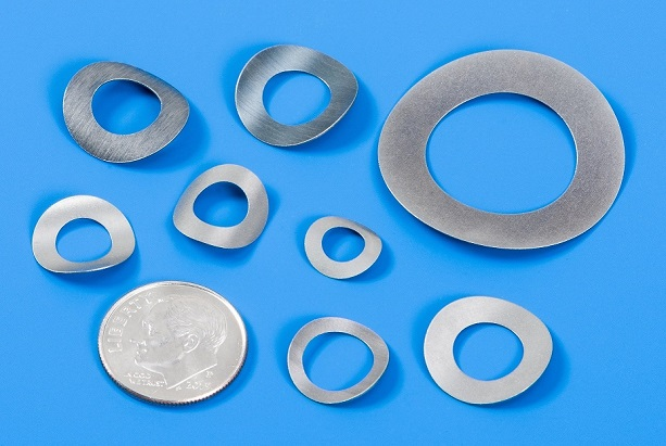 Custom Curved Washers Custom Washers Associated Spring