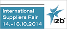 International Suppliers Fair (IZB) 2014