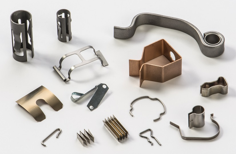 Four-Slide & Multi-Slide Stampings