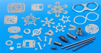 Compressor Components Engineered Parts Associated Spring